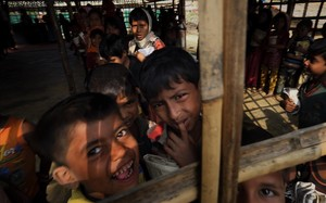 L'infern dels rohingyes