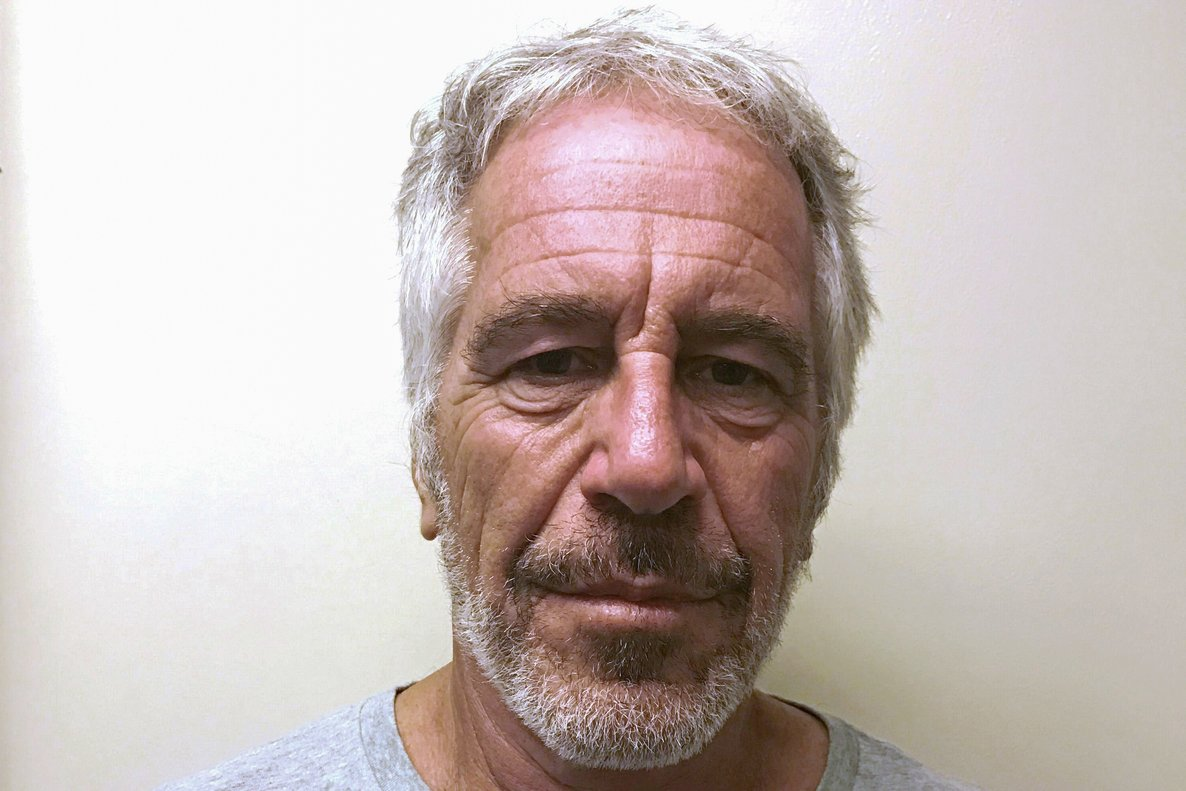 REFILE - QUALITY REPEAT U S financier Jeffrey Epstein appears in a photograph taken for the New York State Division of Criminal Justice Services sex offender registry March 28 2017 and obtained by Reuters July 10 2019 New York State Division of Criminal Justice Services Handout via REUTERS THIS IMAGE HAS BEEN SUPPLIED BY A THIRD PARTY THIS IMAGE WAS PROCESSED BY REUTERS TO ENHANCE QUALITY AN UNPROCESSED VERSION HAS BEEN PROVIDED SEPARATELY