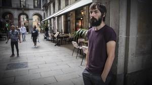 """Enric Montefusco: """"Ens donen una píndola perquè tinguem por"""""""