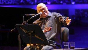 Pablo Milanés, més que una cançó al Palau