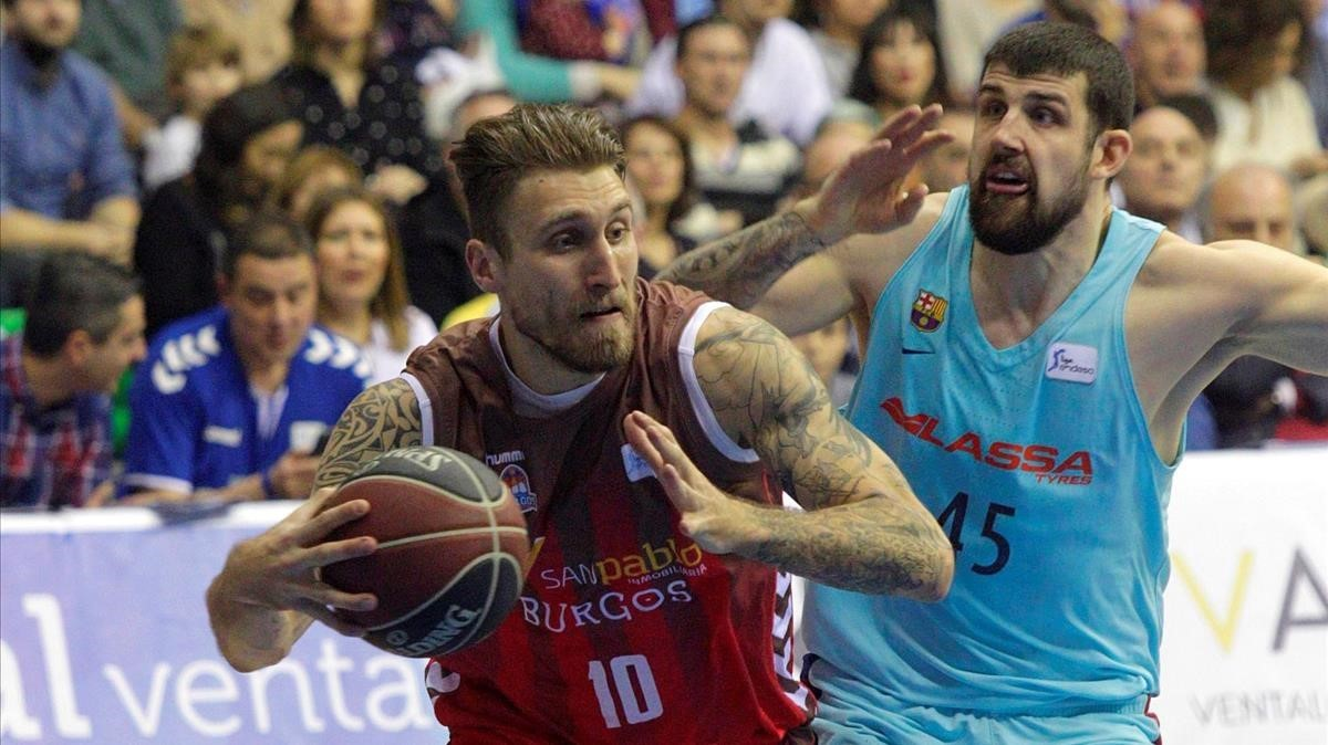 Heurtel rescata el Barça Lassa a Burgos