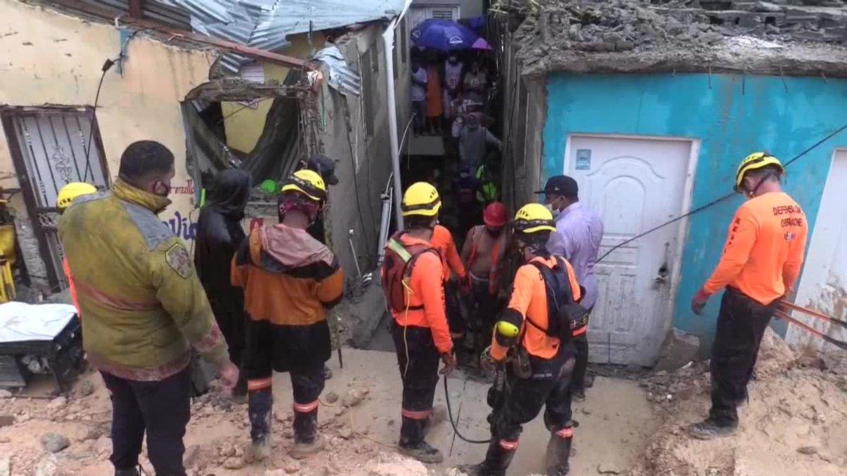 Laura deja muerte y destrucción a su paso por R.Dominicana y Haití