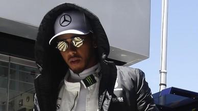 Hamilton liderará la parrilla en el GP de Montmeló