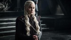 Daenerys Targaryen, en una de las escenas de la séptima temporada de Juego de tronos.
