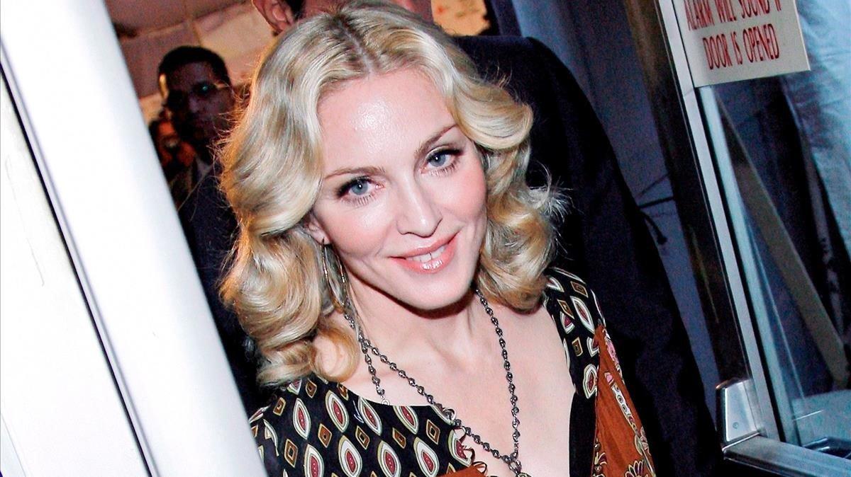 Imagen de archivo de Madonna.