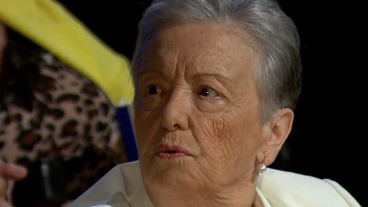María Galiana en laSexta Noche.