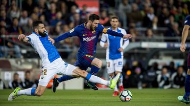 Messi firma el rècord