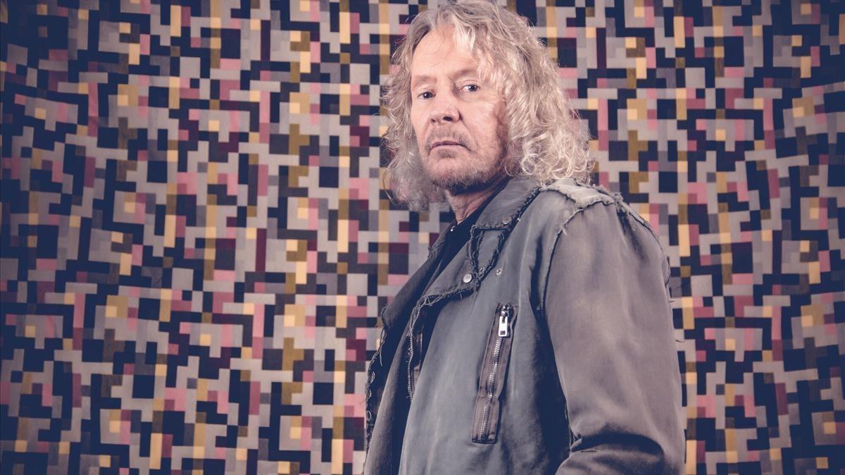 El músico brasileño Marcos Valle