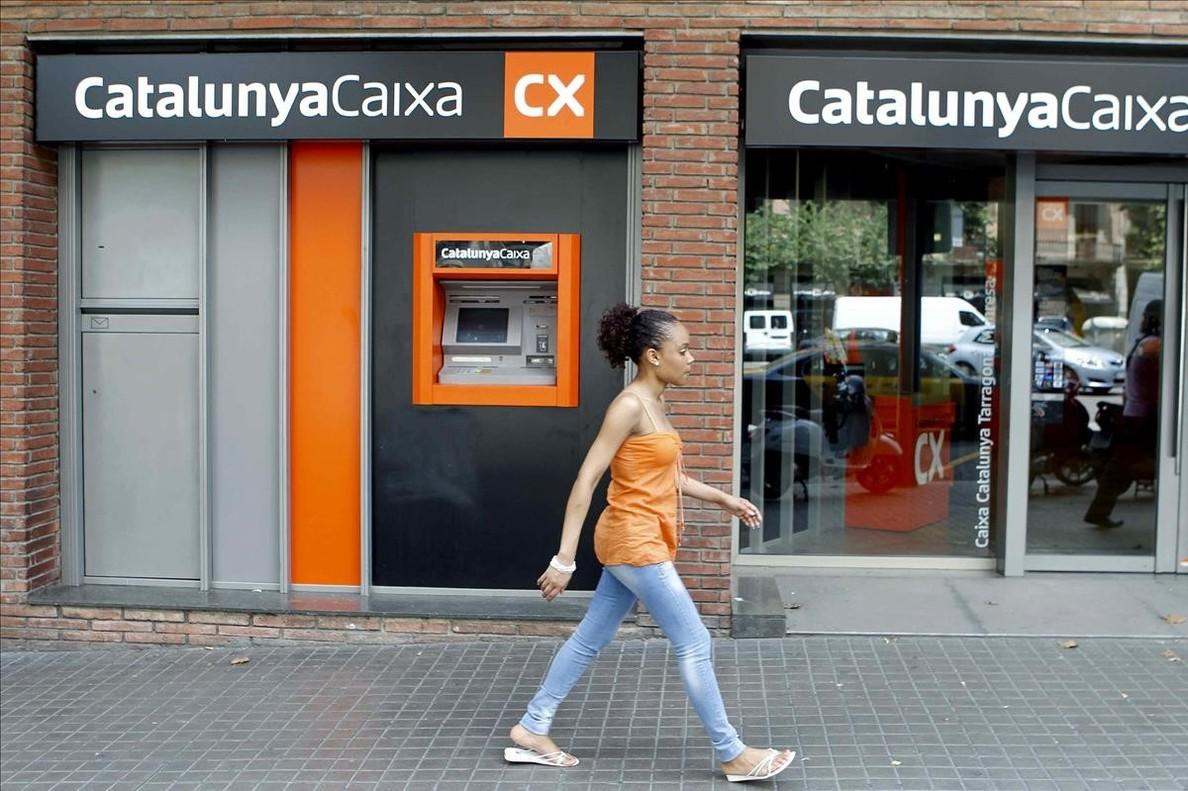 Oficina de CatalunyaCaixa.