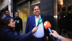 Oriol Junqueras, en una imagen de archivo.