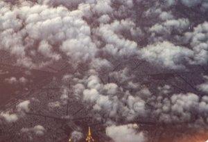 Las redes dan una vuelta al mundo desde la ventanilla del avión