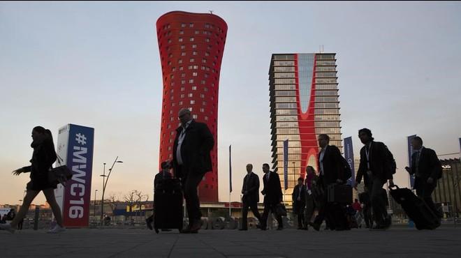 El Mobile World Congress se queda en Barcelona tras lograr 101.000 asistentes