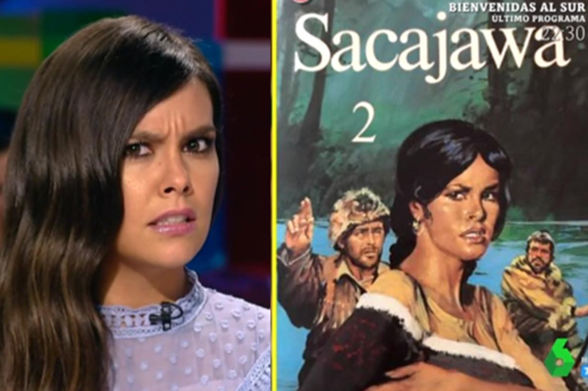 El alucinante parecido de Cristina Pedroche con un personaje histórico