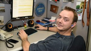 El periodista Iván Safrónov, en una imagen de archivo.