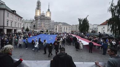 Bruselas abre procedimiento contra Polonia por su reforma judicial