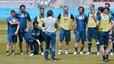 Italia se agarra al 'catenaccio'