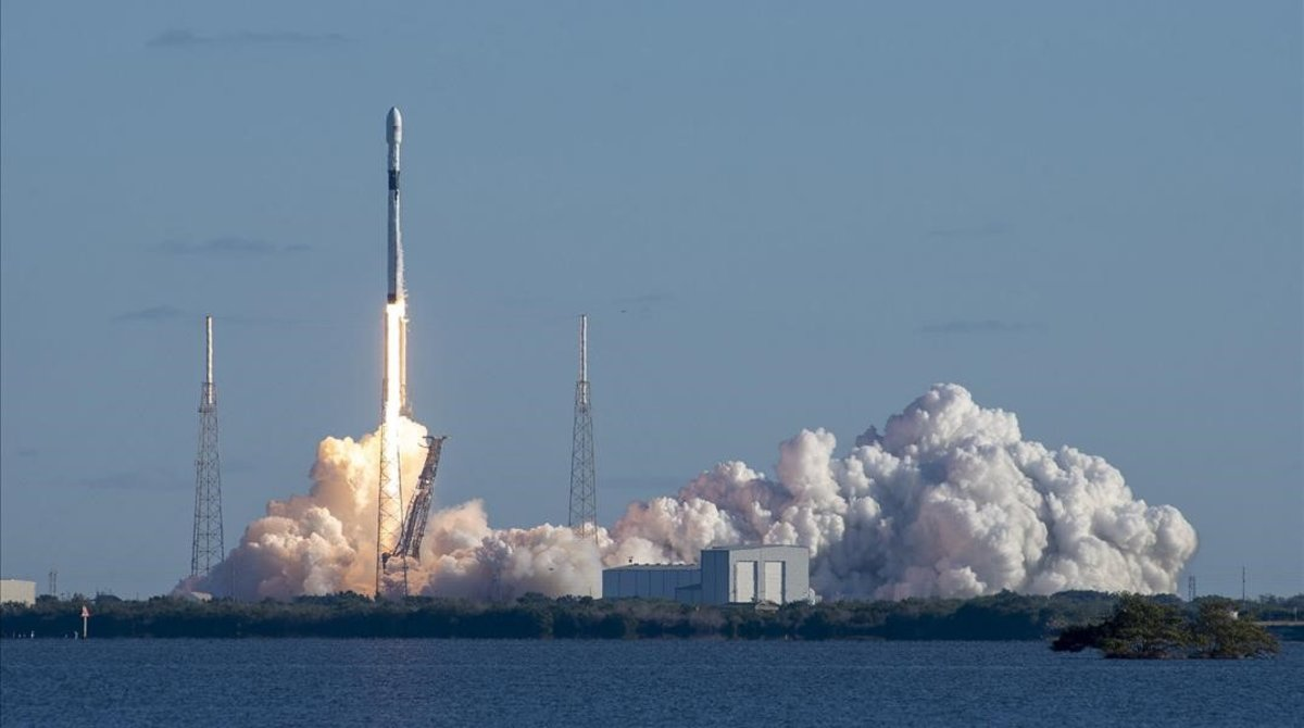 Primera misión de seguridad de Space X