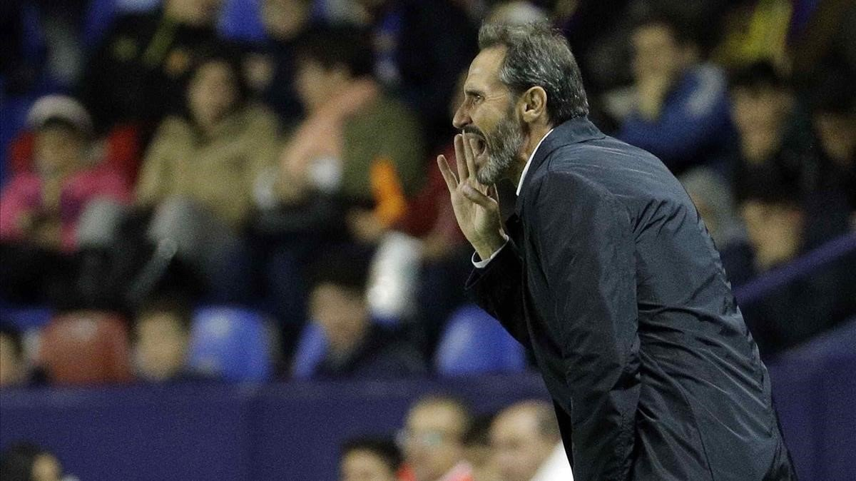 L'Espanyol s'impacienta per Vicente Moreno