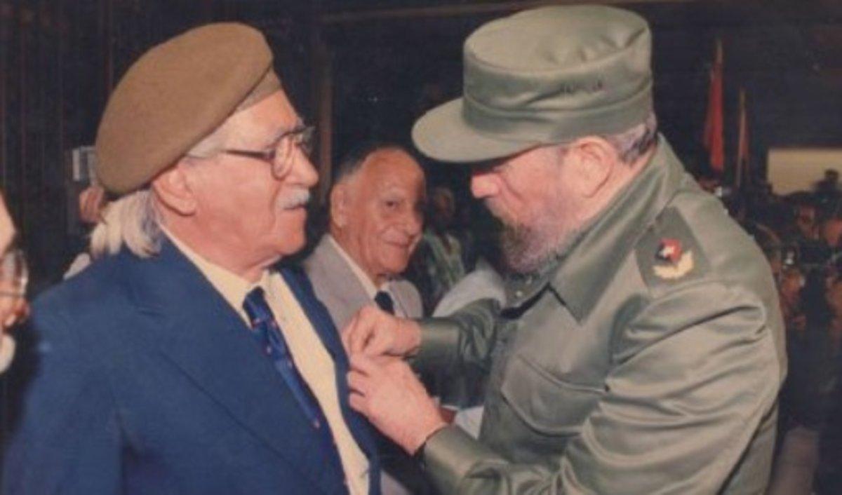 Condolencias del Presidente cubano por deceso de Salvador Wood