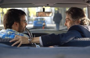 Jordi Évole, en una secuencia del programa 'Salvados' sobre espías.