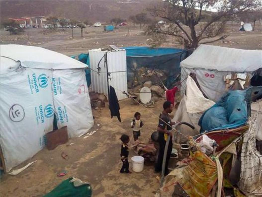 Solidarios con Yemen, un país que muere de hambre