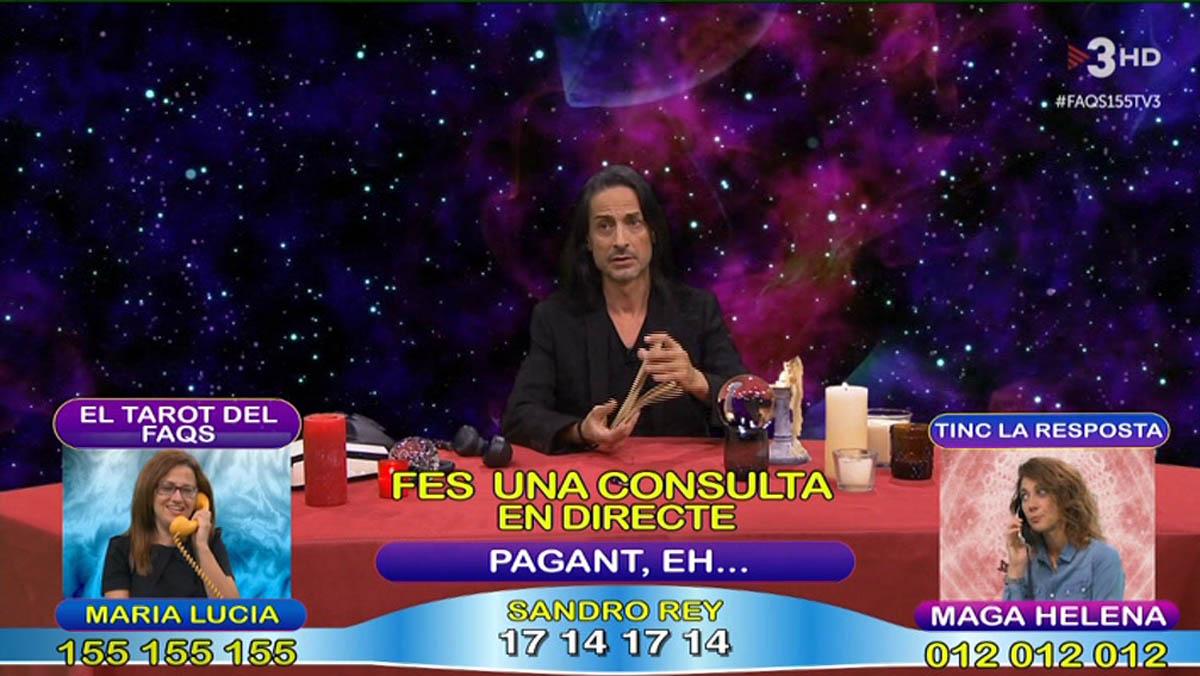 Video de Sandro Rey.