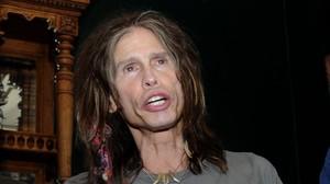 Una imagen de archivo de Steven Tyler, vocalista de Aerosmith.
