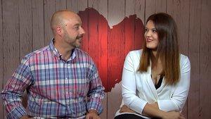 Susana y David de 'First Dates'.