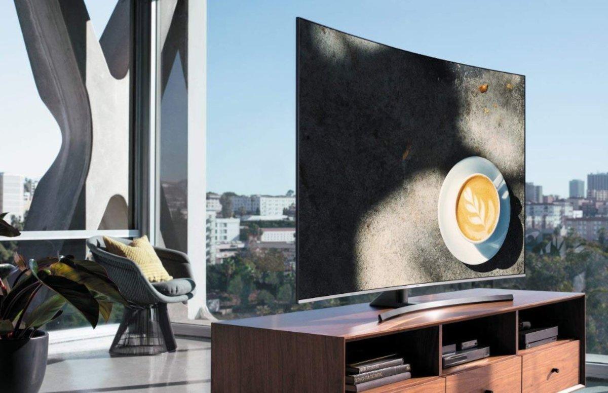 Televisores curvos: ventajas y recomendaciones