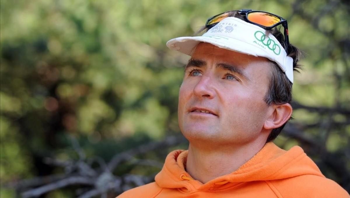 Ueli Steck falleció el pasado domingo en el Everest.