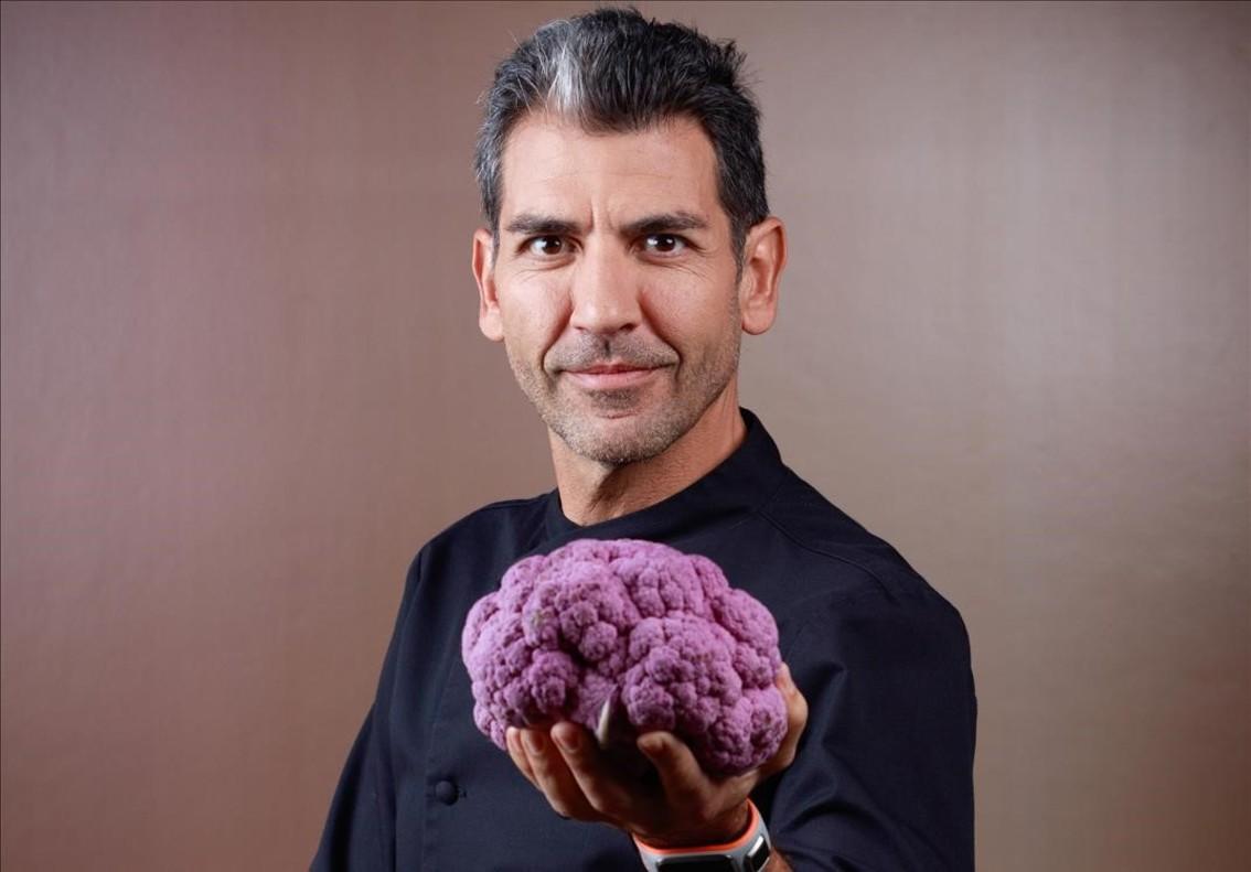 El chef Paco Roncero, miembro del jurado del concurso de Antena 3 'Top chef'.