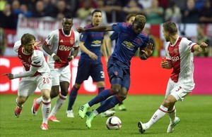 El United anul·la l'Ajax i aixeca l'Europa League