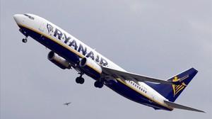 Ryanair haurà de garantir fins al 59% de vols nacionals i internacionals