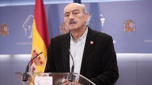 El diputado del Partido Regionalista Cántabro, José María Mazón