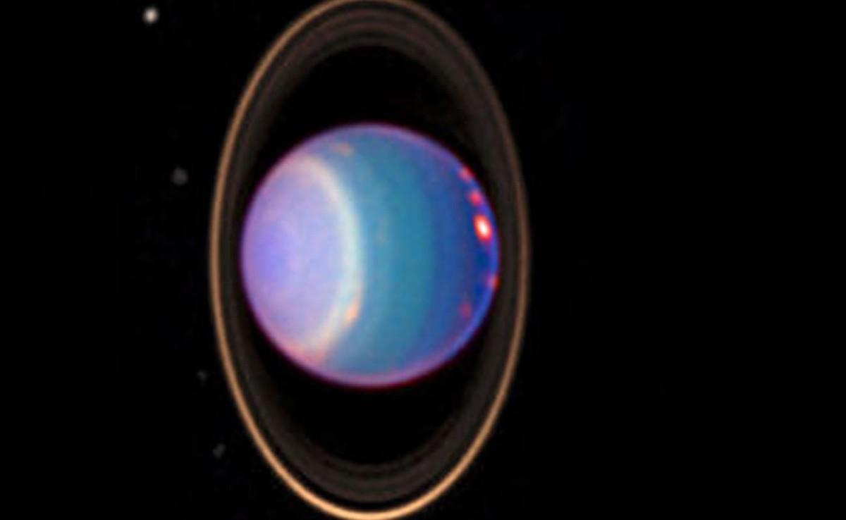 Urano sí huele a huevos podridos