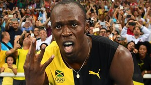 Usain Bolt se llevó tres medallas más en Río.