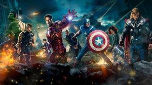 Imagen promocional de 'Marvel: Los Vengadores' (2012).