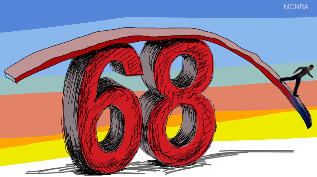 Los otros 68