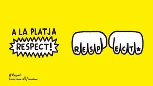 Barcelona estrena nova campanya d'estiu per promoure la convivència i el civisme