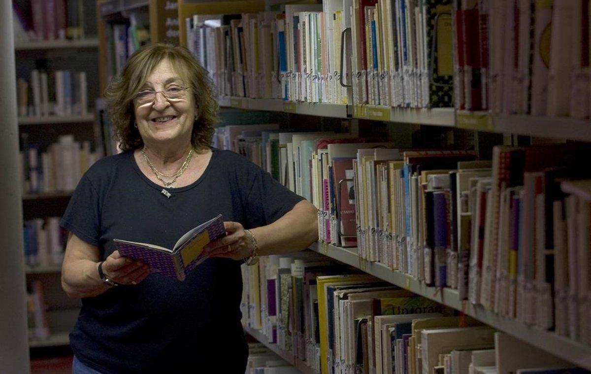 Marta Pessarrodona, poeta i assagista de Terrassa, guardonada amb el Premi d'Honor de les Lletres Catalanes