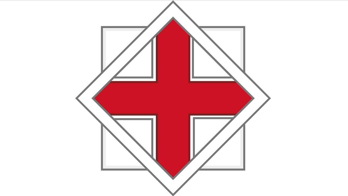 Creu de Sant Jordi.