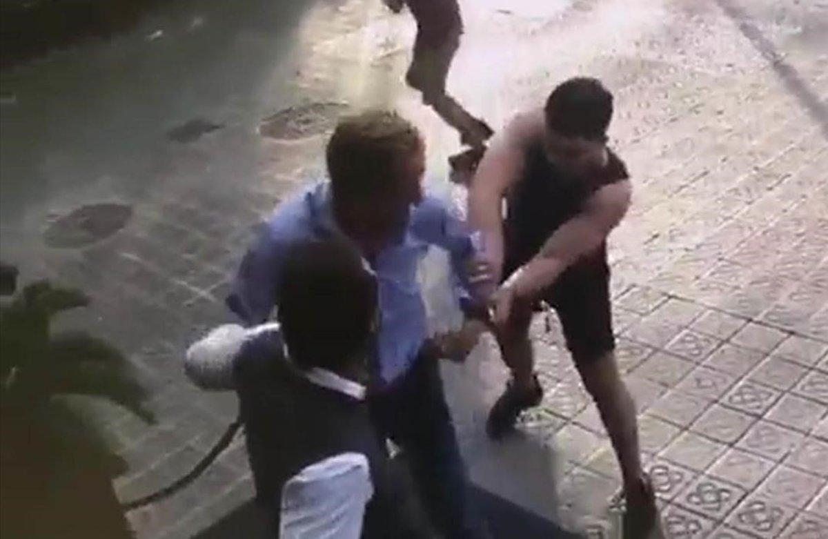 Els robatoris violents van augmentar un 30% a Barcelona en el primer trimestre de l'any
