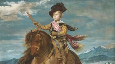 La obra de Velázquez visita Barcelona por primera vez