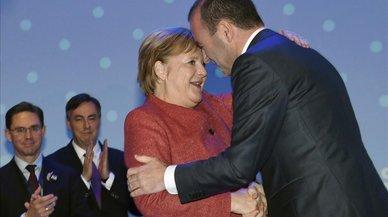 Batalla incerta en les eleccions de la UE