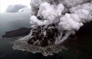 La fúria divina del Krakatoa