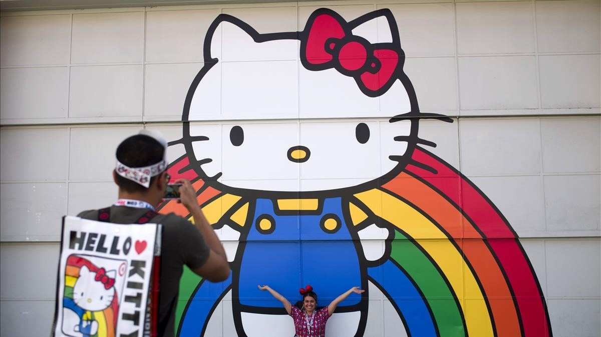 Hello Kitty fa el salt al cine