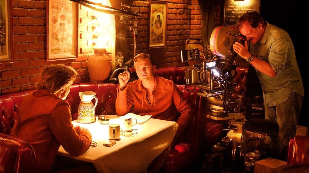 Tarantino firma el seu film més reflexiu i tendre mentre els seus enemics demanen el seu cap