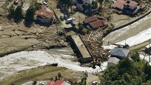 Ascendeixen a 74 els morts pel pas del tifó 'Hagibis' pel Japó