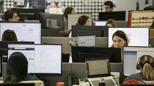 Gairebé 4.000 afectats per un ERTE a Catalunya, el primer dia de confinament