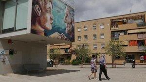 El Centro de Atención Primária (CAP) Campoamor de Sabadell, uno de los que ha detectado más casos de coronavirus.